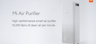 Xiaomi debuts high-performance Mi Air Purifier that pumps out 10,000 liters of clean air per minute