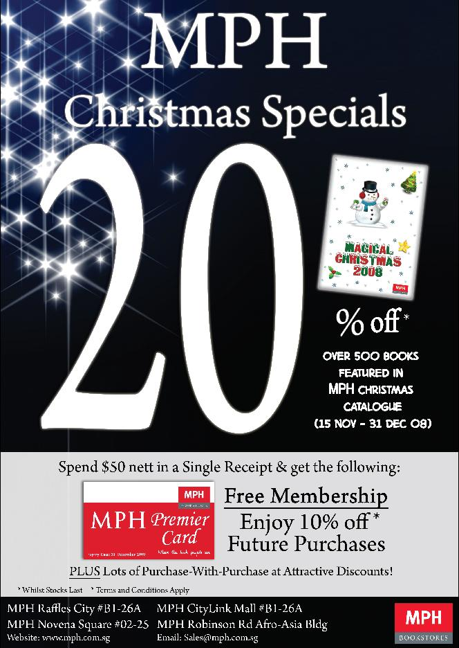 MPH Christmas Specials